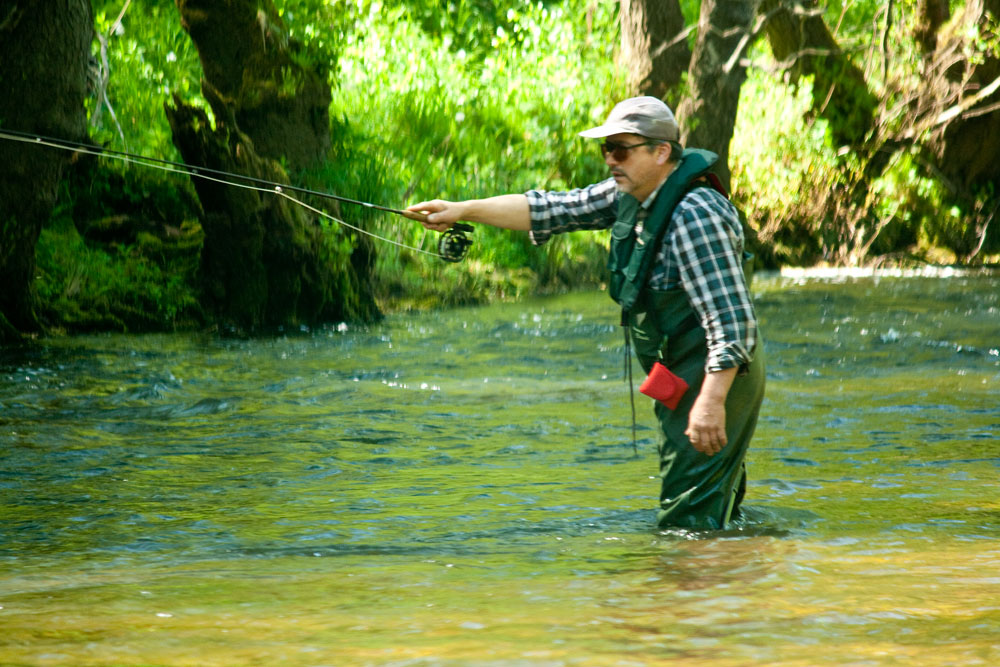 5 Top River Fly Fishing Tips