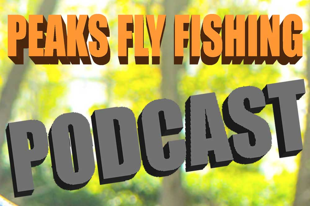 Fly Fishing Podcast – Chasing Wild Browns On Dries