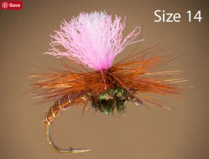 Klinkhammer Fishing Fly