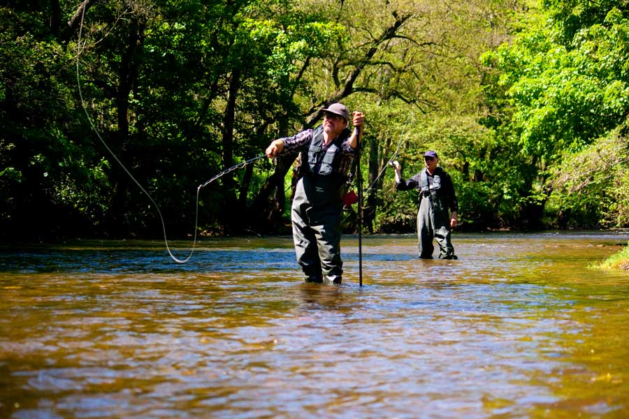 fly fishing experience day
