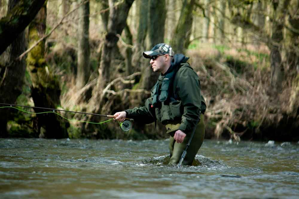 early season fly fishing
