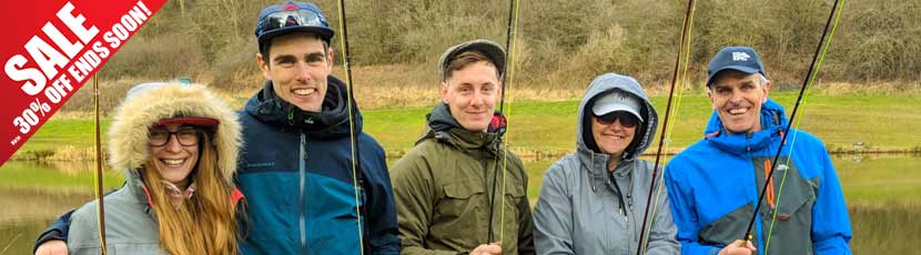 fly fishing lessons in the derbyshire peak district
